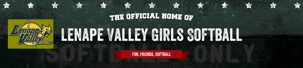 Lenape Valley Girls Fastpitch Softball, Softball, Run, Field