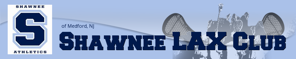 Shawnee Lax Club, Lacrosse, Goal, Field