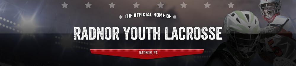 Radnor Boys Youth Lacrosse, Lacrosse, Goal, Field