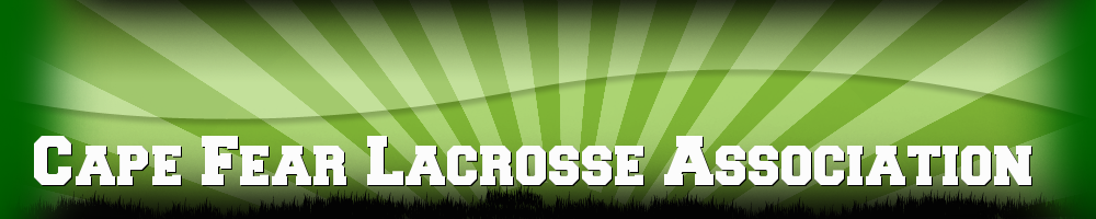 Cape Fear Lacrosse Association, Lacrosse, Goal, Field