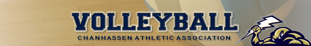 Chanhassen Athletic Association - Volleyball, Volleyball, Point, Court
