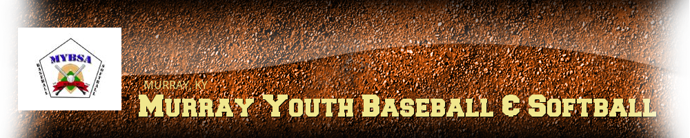 Murray Youth Baseball & Softball Association, Youth Baseball & Softball, Run, Field