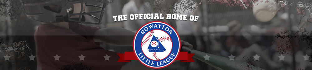 Rowayton Little League, Baseball, Run, Field