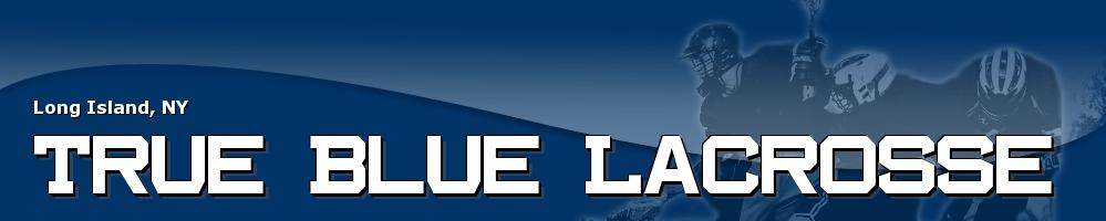 True Blue Lacrosse, Lacrosse, Goal, Field