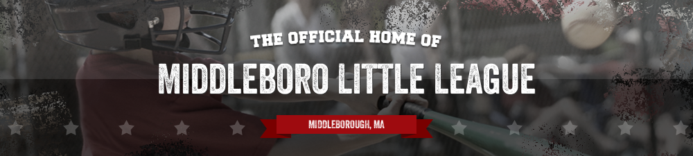 Middleboro Little League, Baseball, Run, Field