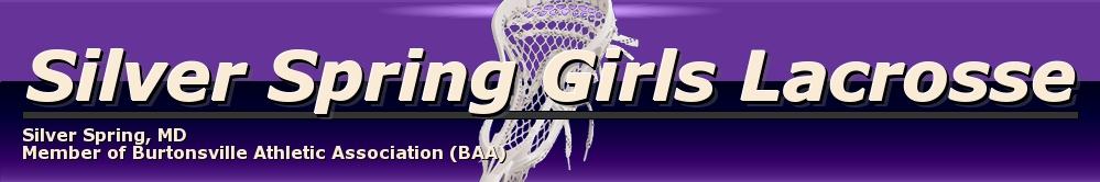 Silver Spring Girls Lacrosse, Lacrosse, Goal, Field