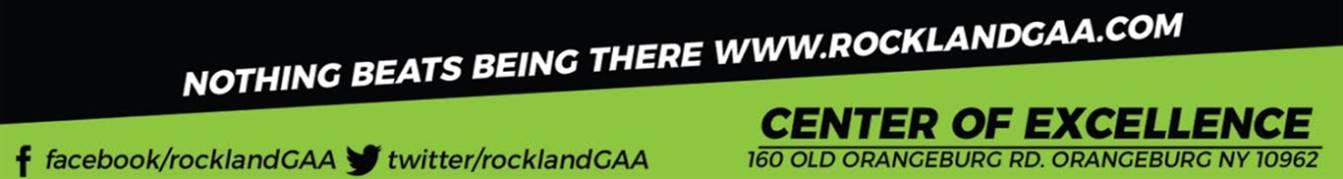Rockland GAA, Gaelic Football, Goal, Field