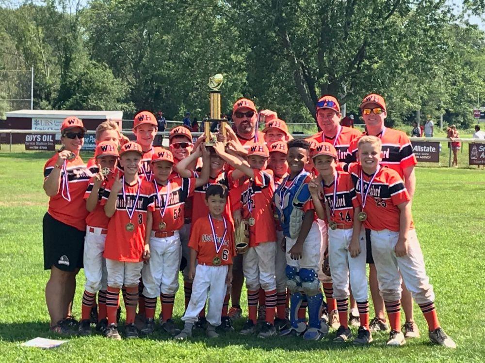West Hartford Youth Baseball League