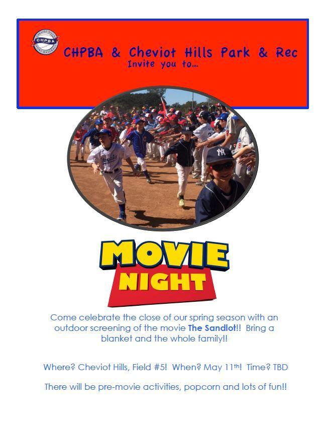 Cheviot Hills Pony Baseball Association