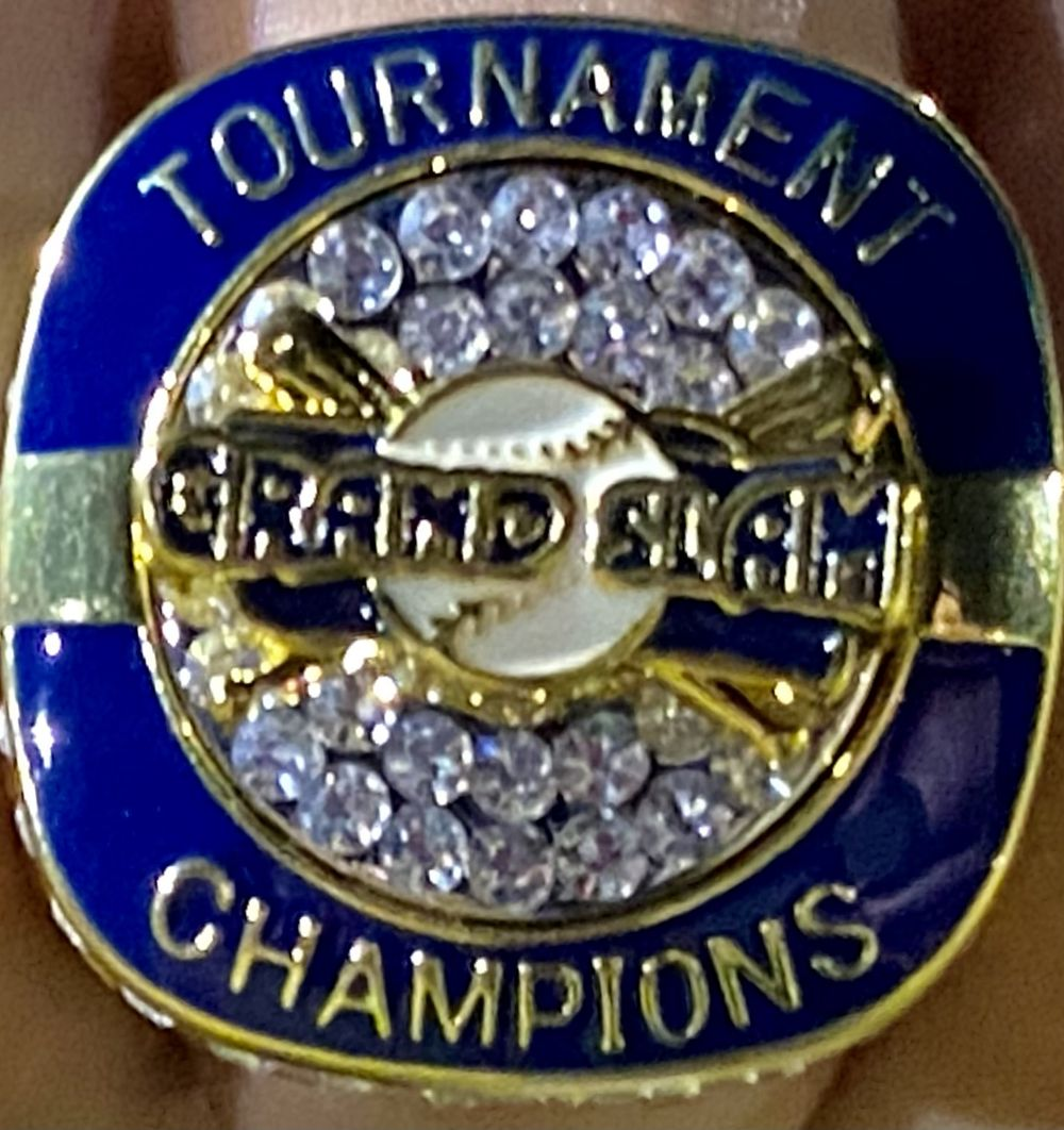 Tournament Champions Ring