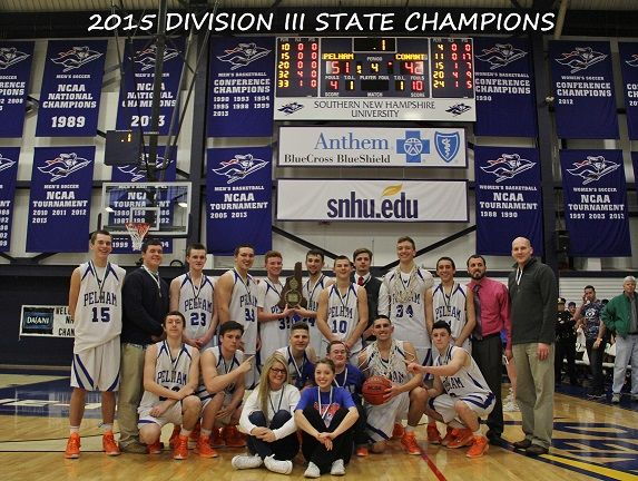 Pelham nh High School Basketball Pelham High School And Head