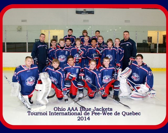 AAA Jackets: 12 Year Olds vs The World | Ohio AAA Blue Jackets Archive