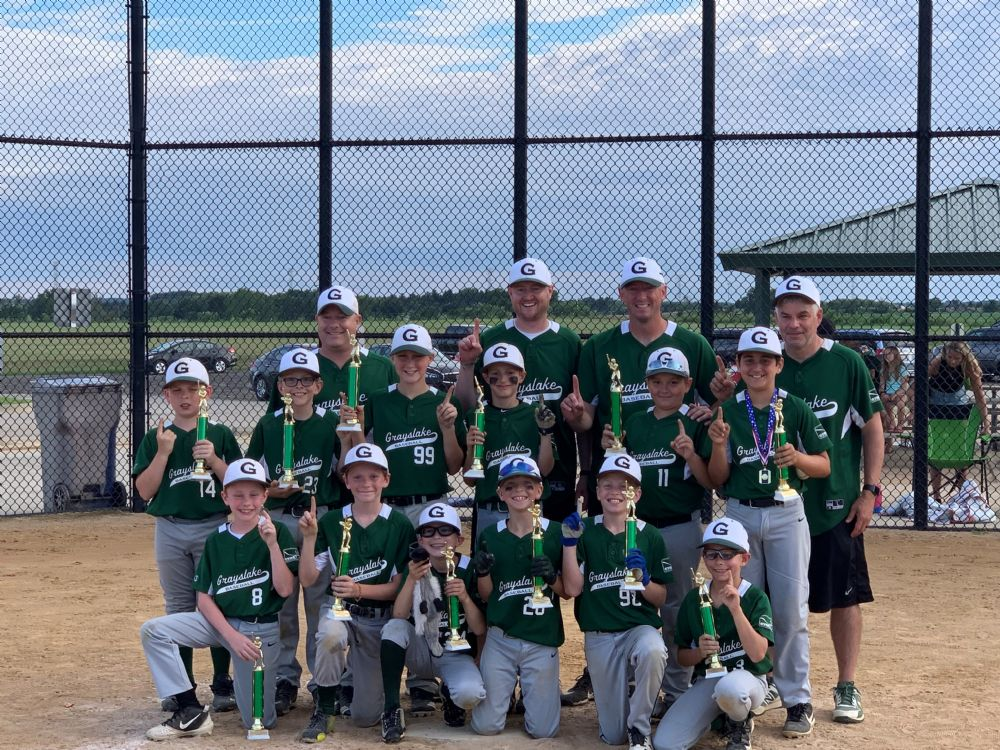 Grayslake Youth Baseball Association