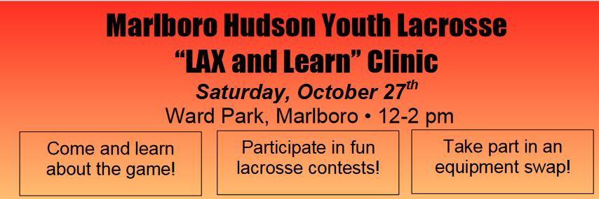 Marlborough Hudson Youth Lacrosse