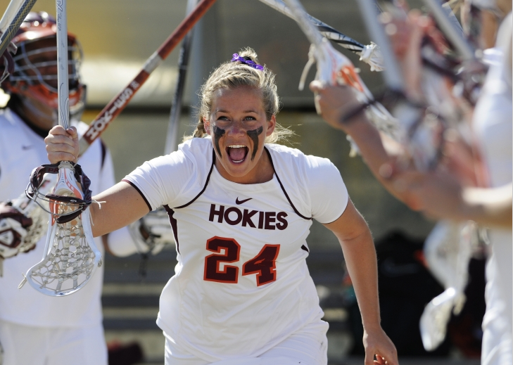Libby Rosebro (Virginia Tech '13)