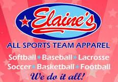 Elaine's Cheer Gear