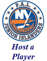 PAL Jr Islanders Host a Player