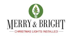 Merry & Bright Christmas Lights