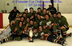 2013 Chowder Cup Champions