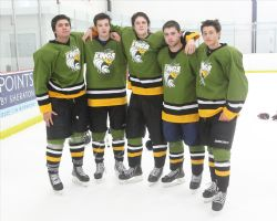 Chowder Cup Gangsters 2013