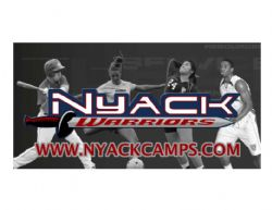 Scoreboard Sponsor - Nyack College Sports Camps