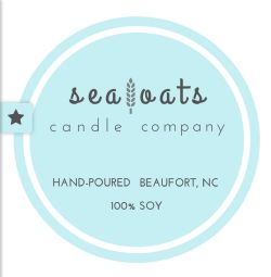Sea Oats Candle Company