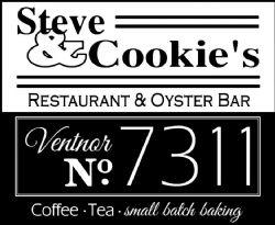Steve and Cookies