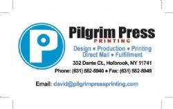 Pilgrim Press Printing