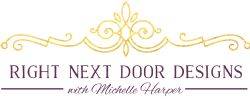 Right Next Door Designs