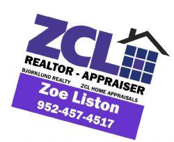 ZCL, Inc Appraiser & Realtor