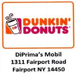 DiPrima's Dunkin' Donuts