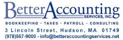 Better Accounting Services, Inc.