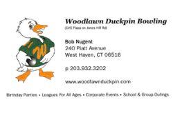Woodlawn Duckpin Bowling