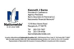 Nationwide - Kenneth J. Burns