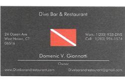 Dive Bar & Restaurant