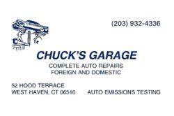 Chuck's Garage