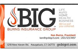 Big Burns Insurance Group