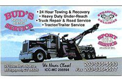 Buds's Truck & Diesel Service