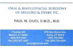 Oral & Maxillofacial Surgeons of Milford & Derby P.C.
