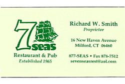 7 Seas Restaurant & Pub