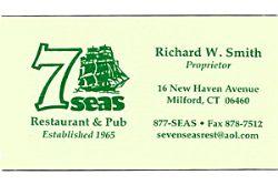 7 Seas Restaurant & Pub