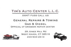 Tim's Auto Center LLC