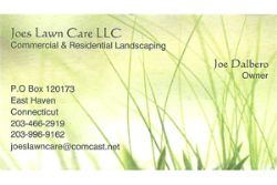 Joe's Lawn Care LLC.
