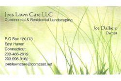 Joe's Lawn Care LLC.