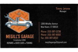 Megill's Garage