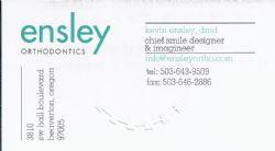 Ensley Orthodontics