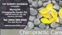 Murrayhill Chiropractic Center