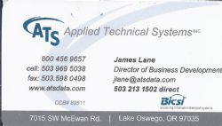 Applied Technical Systems