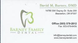 Barney Family Dental