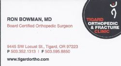 Tigard Orthopedic & Fracture Clinic